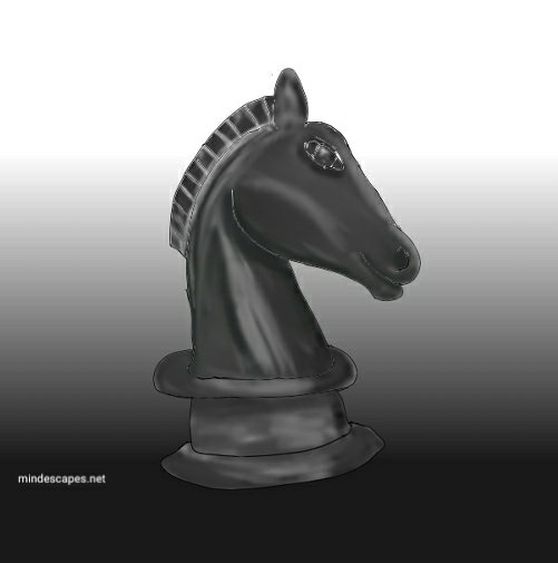Chess Piece, Knight